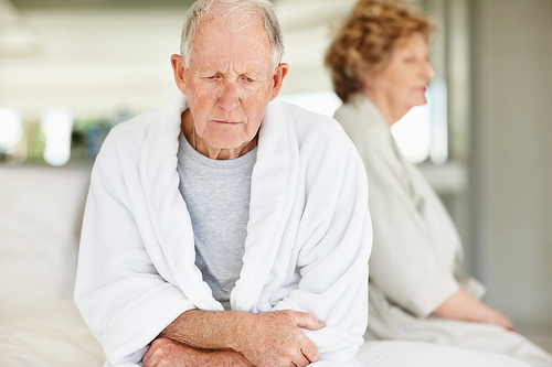 "Senior Care: Act Fast When ""Uncomfortable Feeling"" Could Be Dangerous Pneumonia"