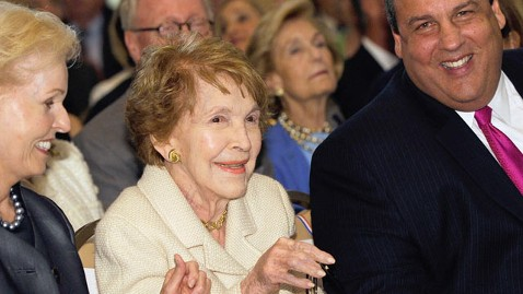 Nancy Reagan Recovering From Fall; How to Prevent the Same in Your Home