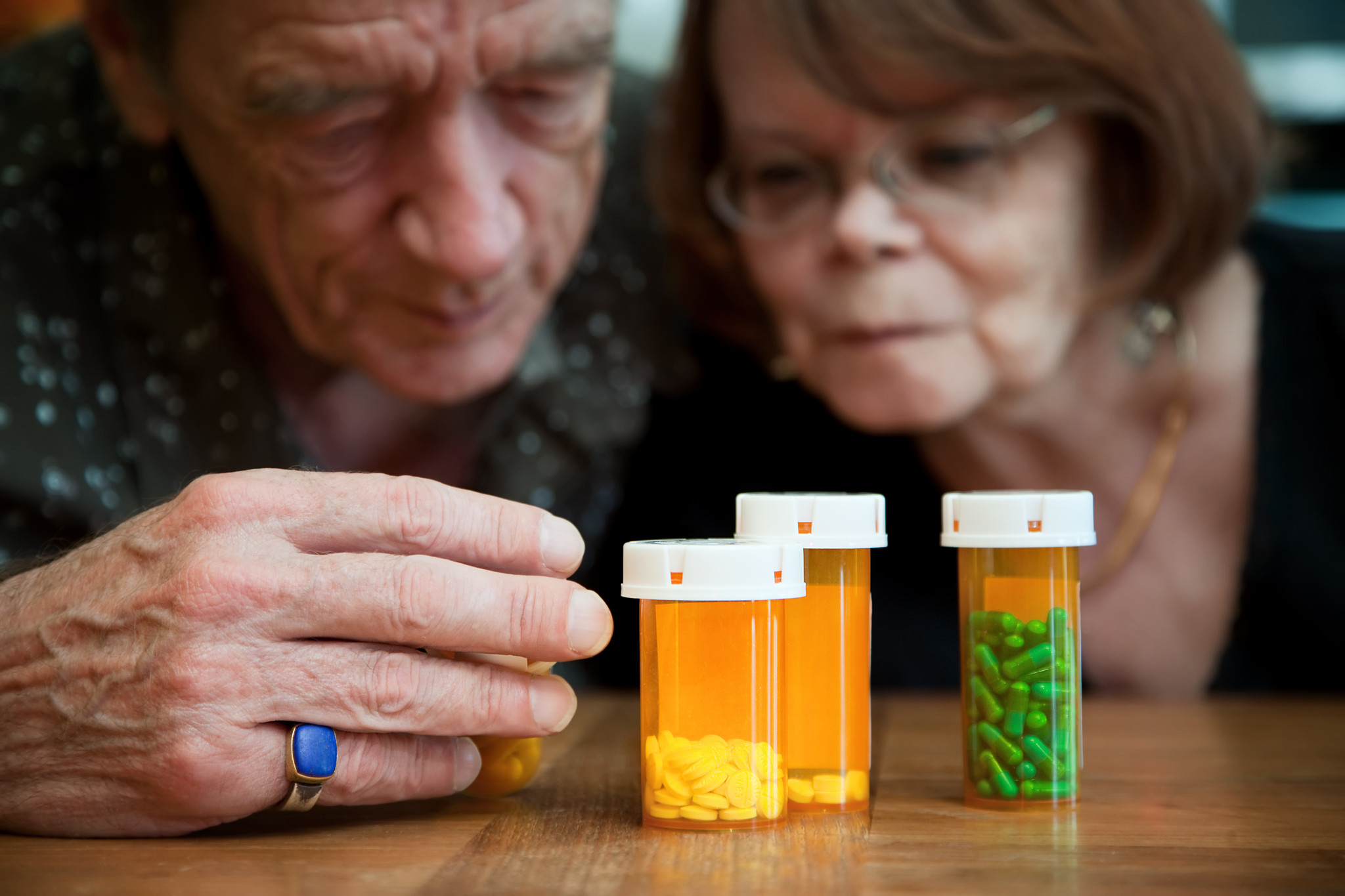 Side Effects or Aging? When the Caregiver Knows Better Than the Doctor