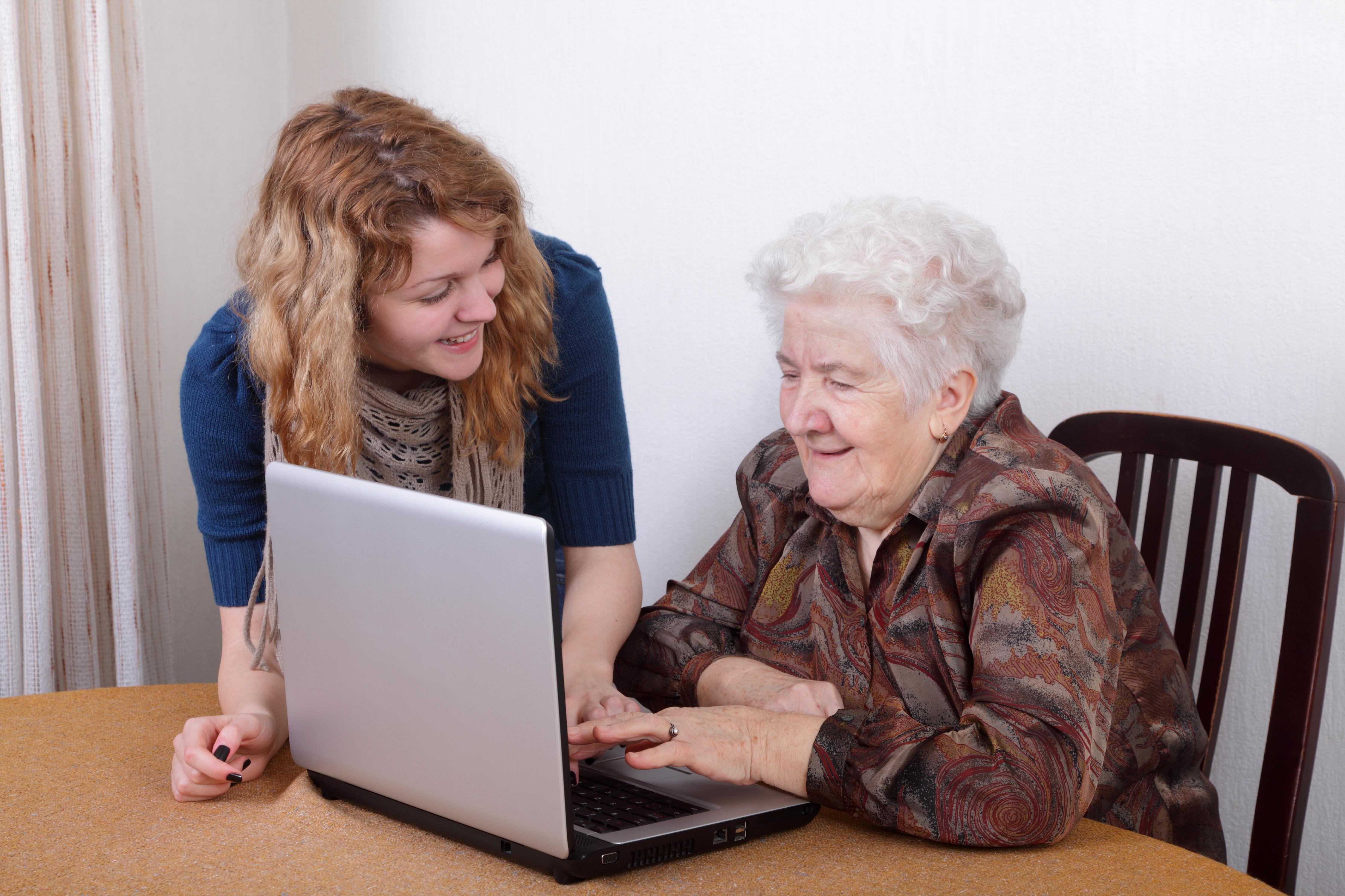 Фото молодых пенсионерок женщин 4 фотография