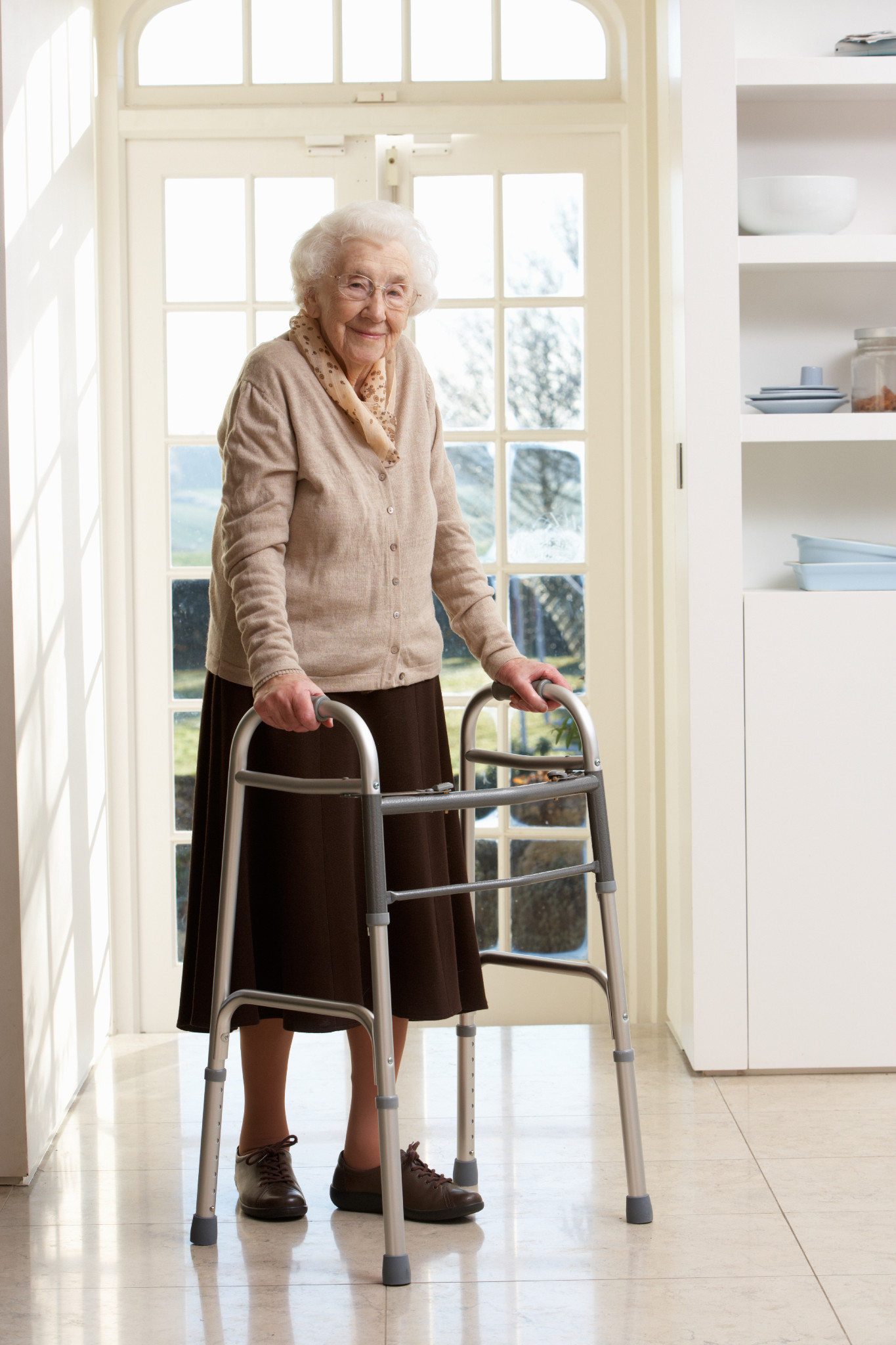Readmission Risk for Seniors: Falls