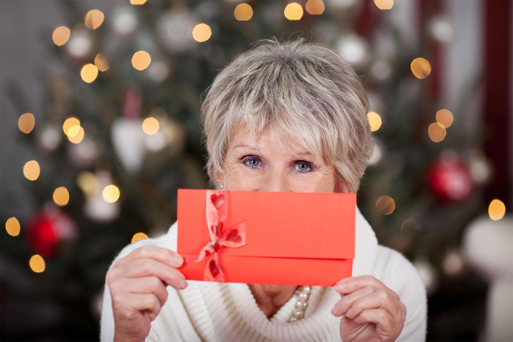 Senior Gifts that Matter