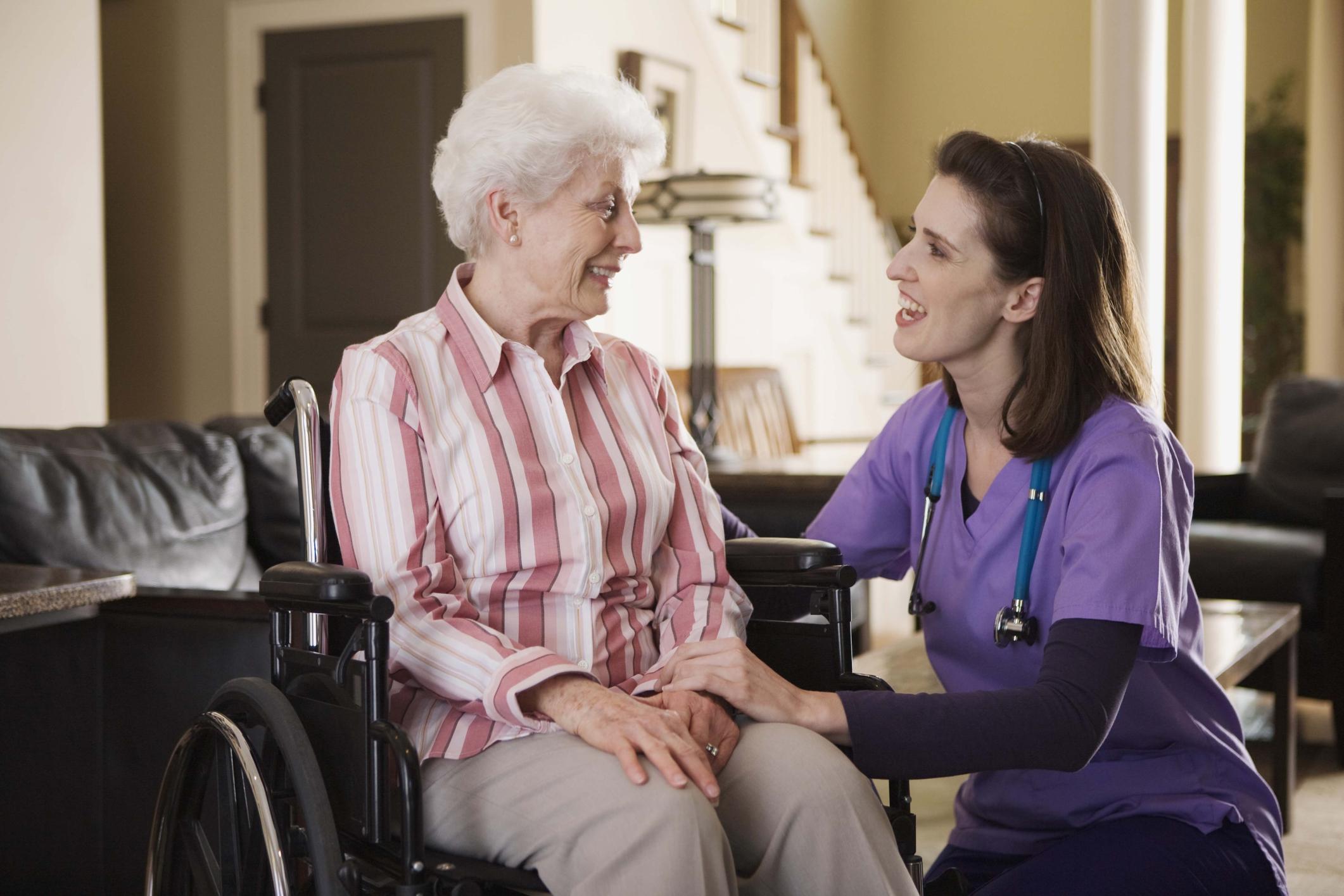 Seniors Prefer Live-in Care