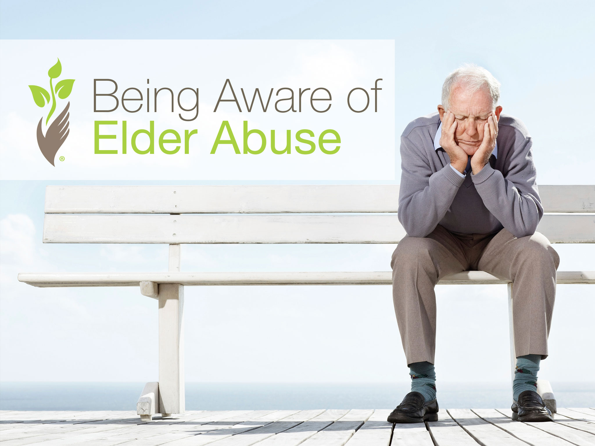 Being Aware of Elder Abuse