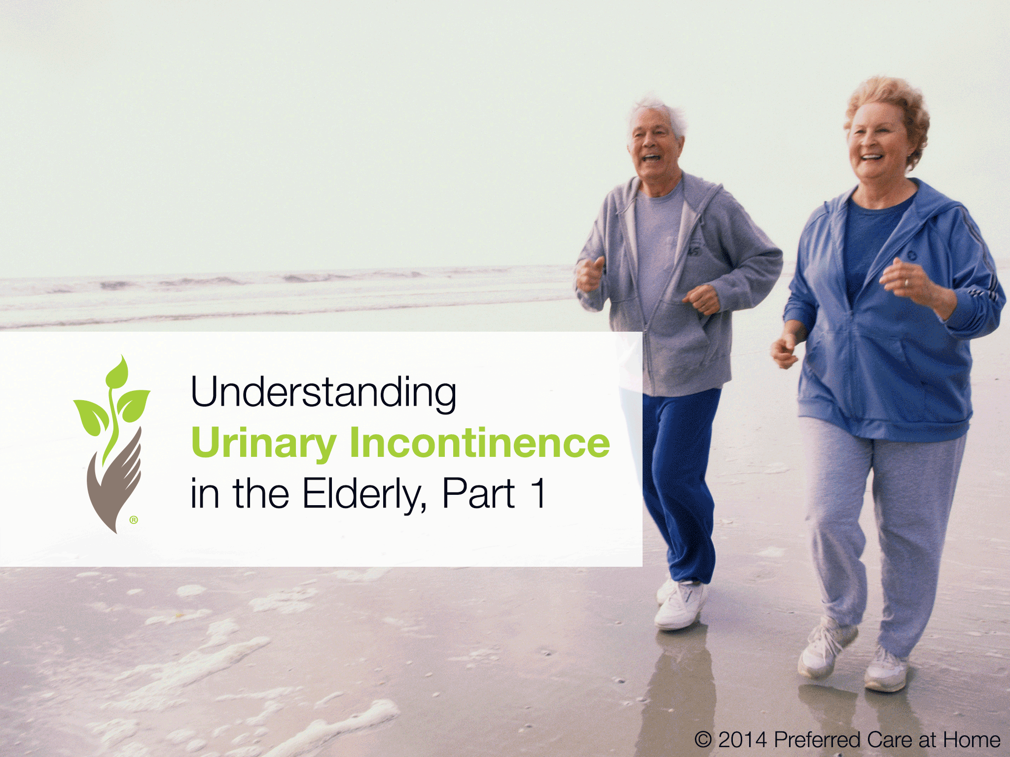Understanding Urinary Incontinence in the Elderly, Part 1