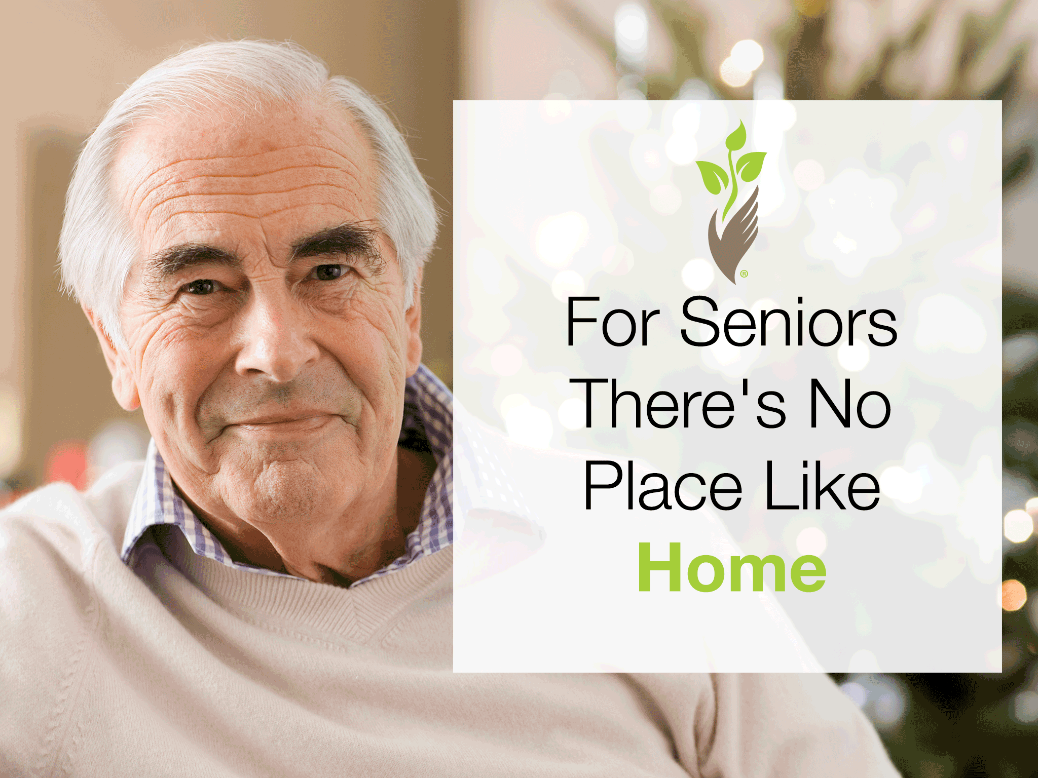 For Seniors There's No Place Like Home