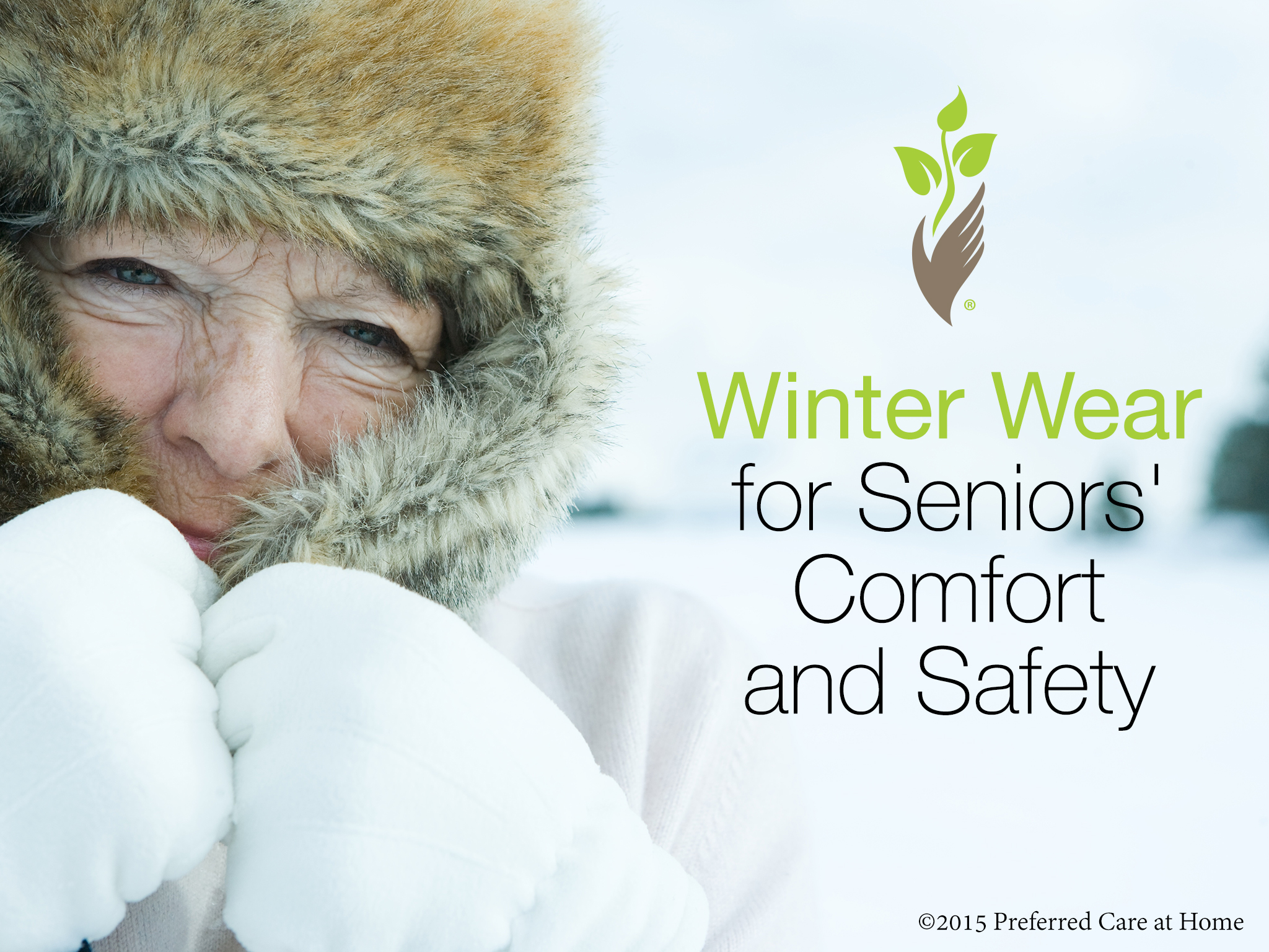 Winter Wear for Seniors' Comfort and Safety