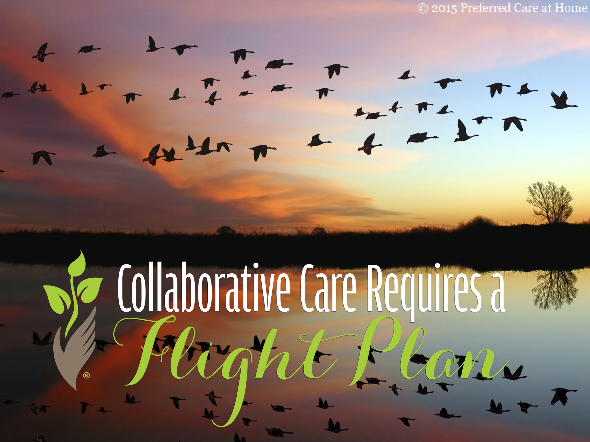 Collaborative Care Requires a Flight Plan