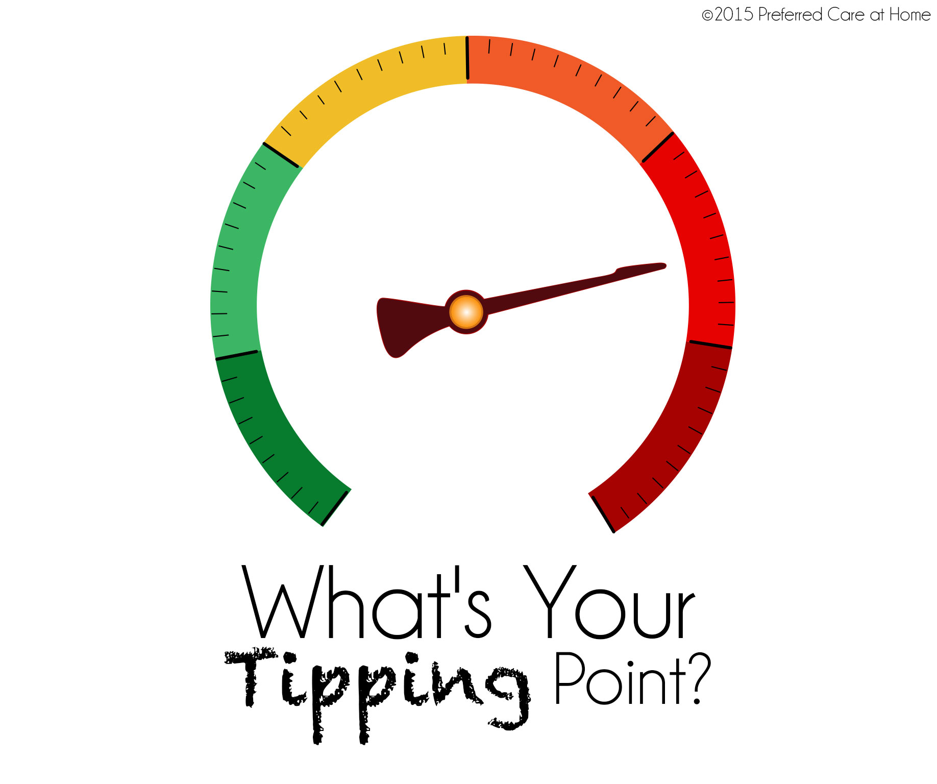 Caregiving: What's Your Tipping Point?