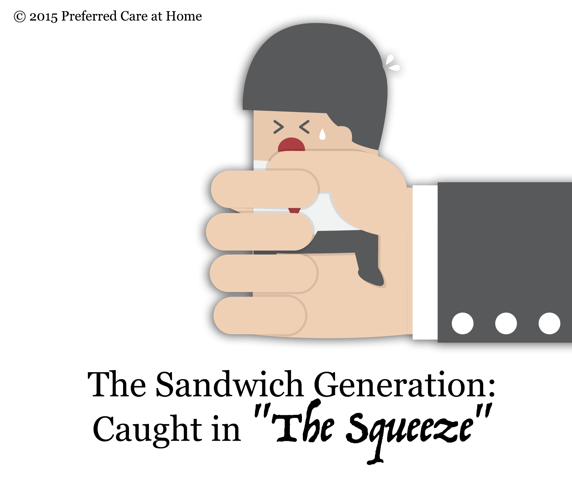 "The Sandwich Generation: Caught in ""The Squeeze"""