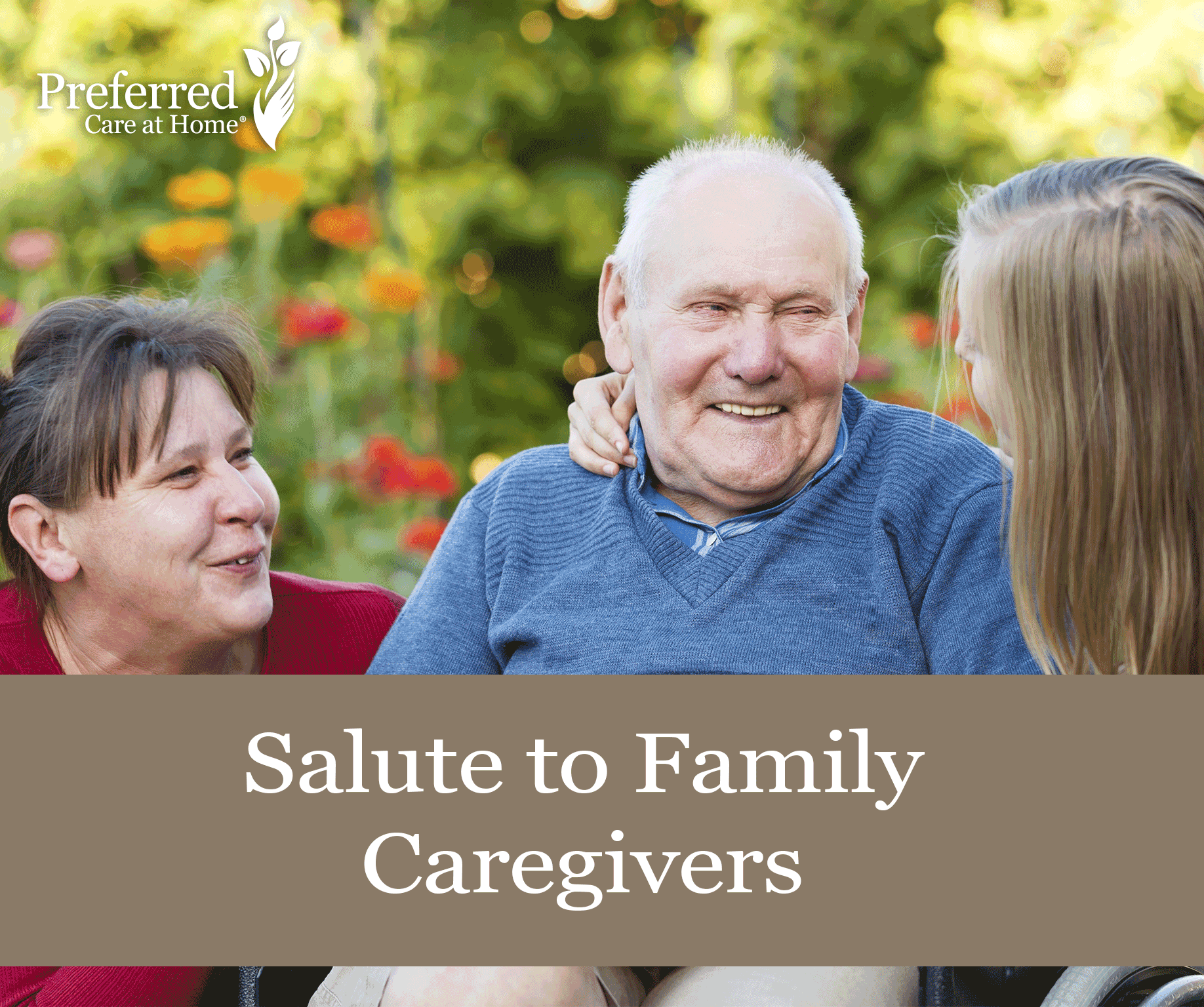 Salute to Family Caregivers