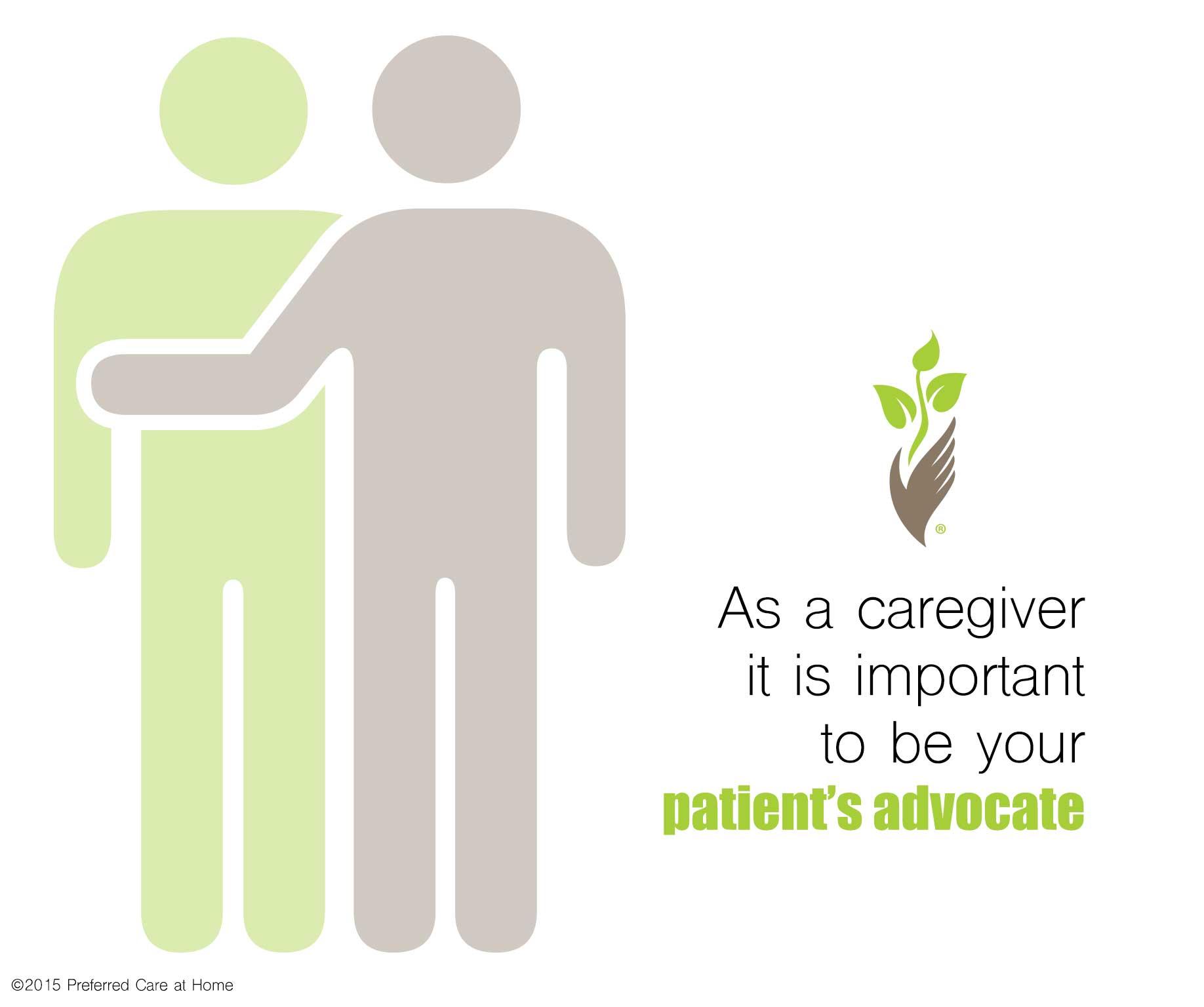 Caregiver - Patient's Advocate