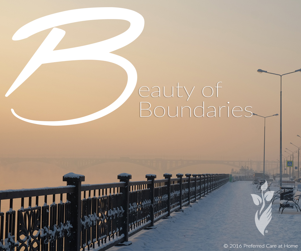 The Beauty of Boundaries