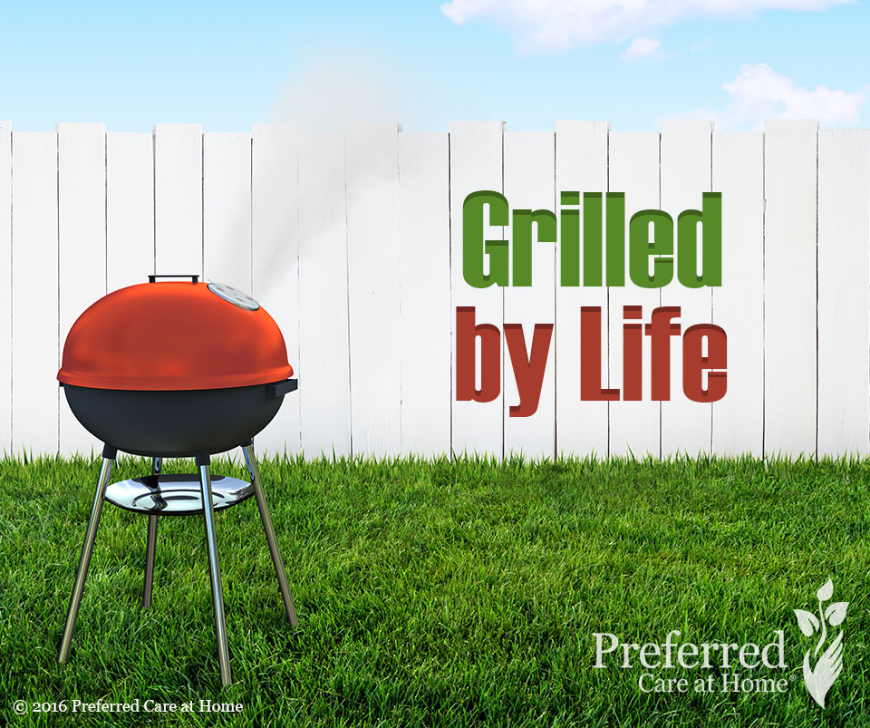 Grilled by Life