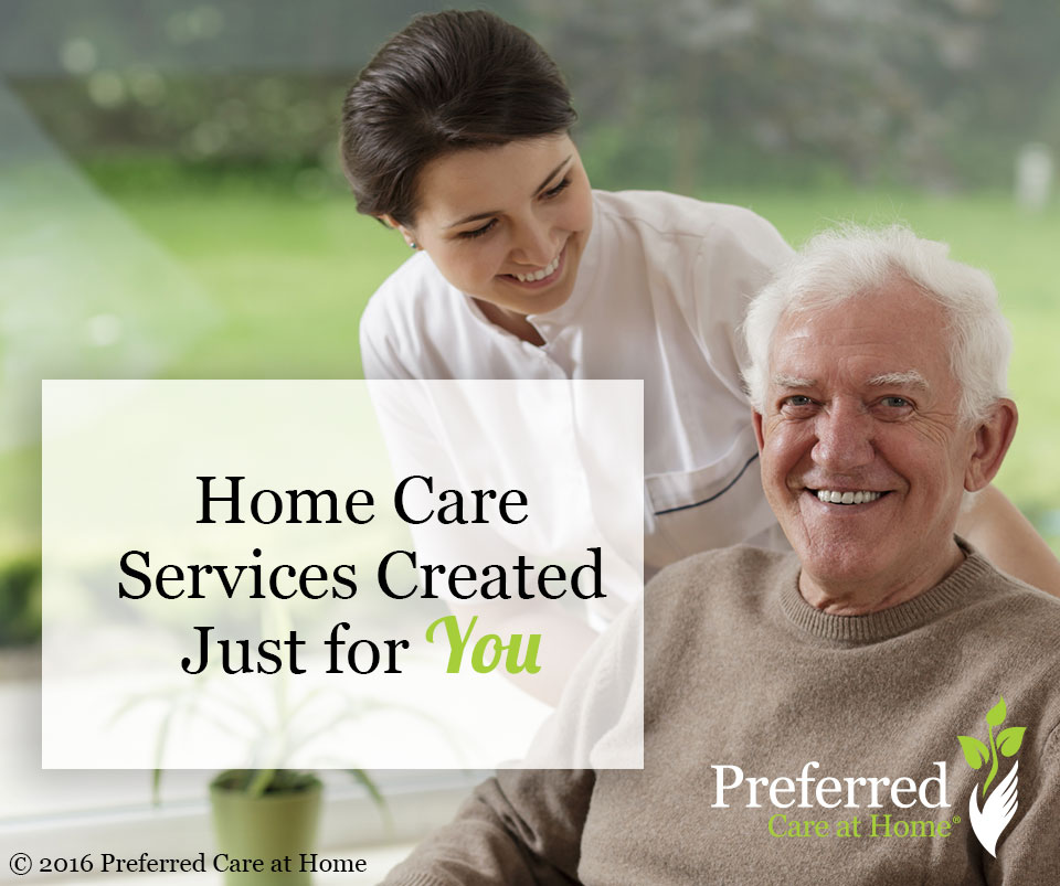 Senior Home Care Services Created Just for You