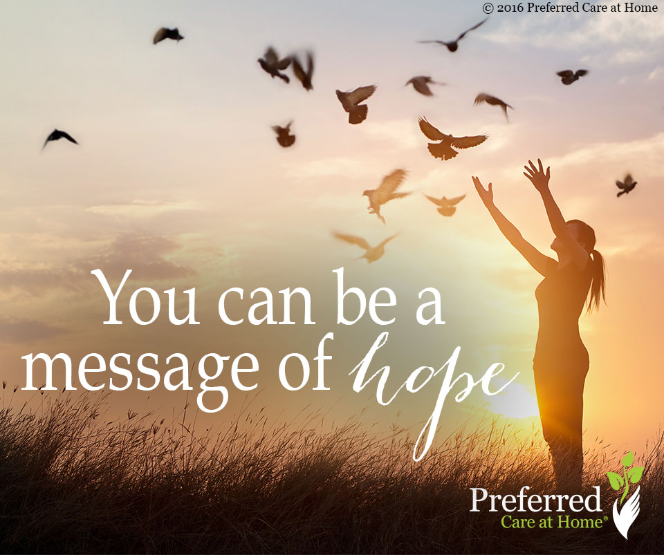 Hope-FULL Messages and Messengers