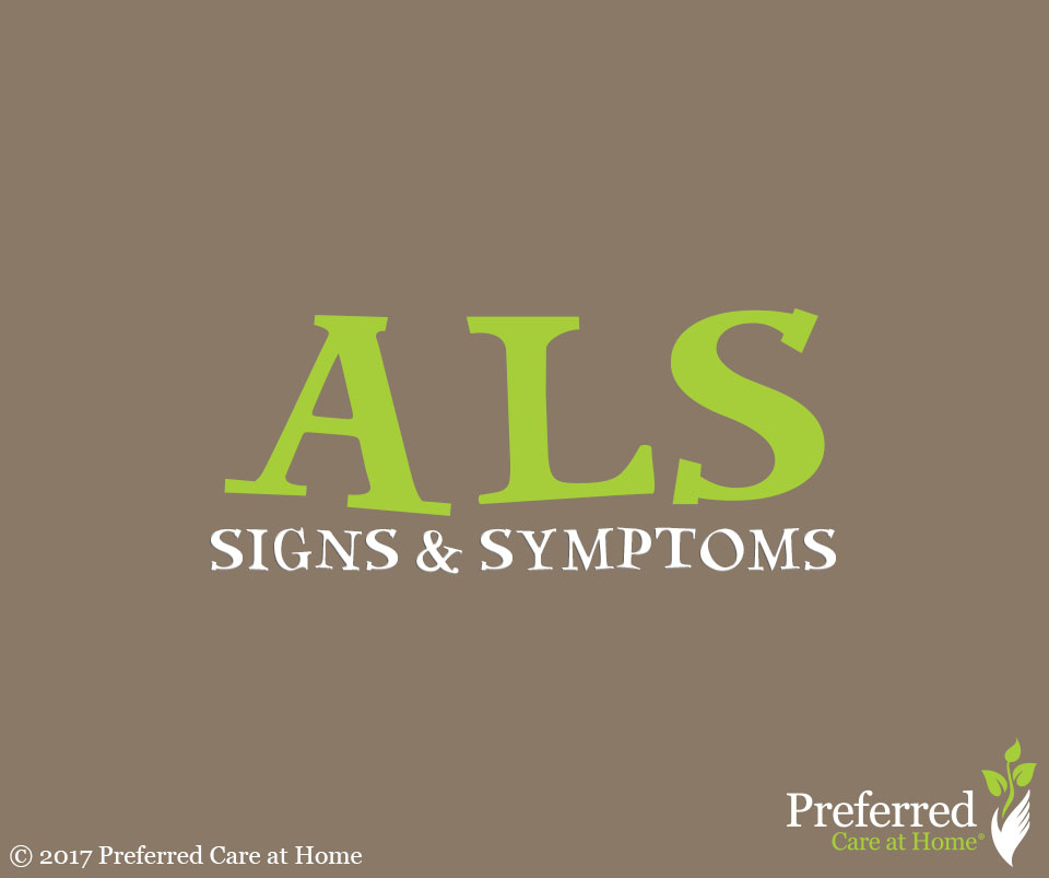 ALS: Signs and Symptoms