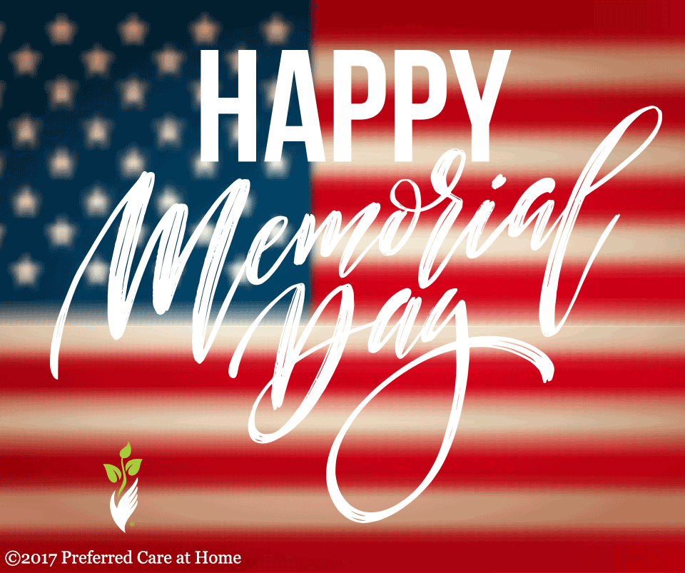 Memorial Day Holiday:  a day of Gratitude
