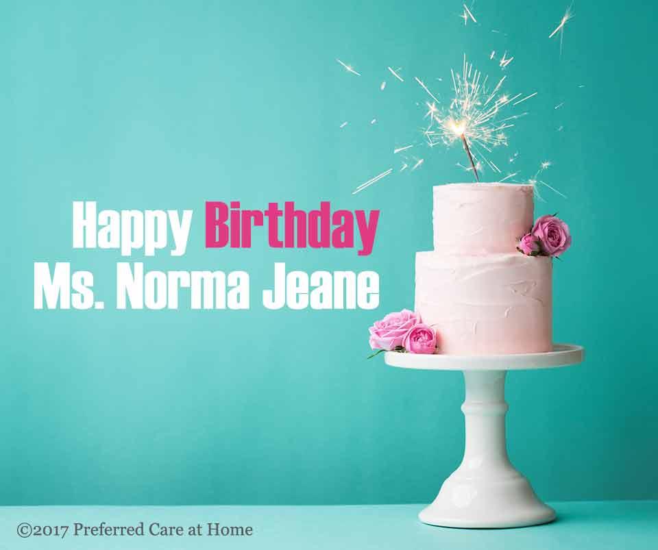 Happy Birthday Ms. Norma Jeane