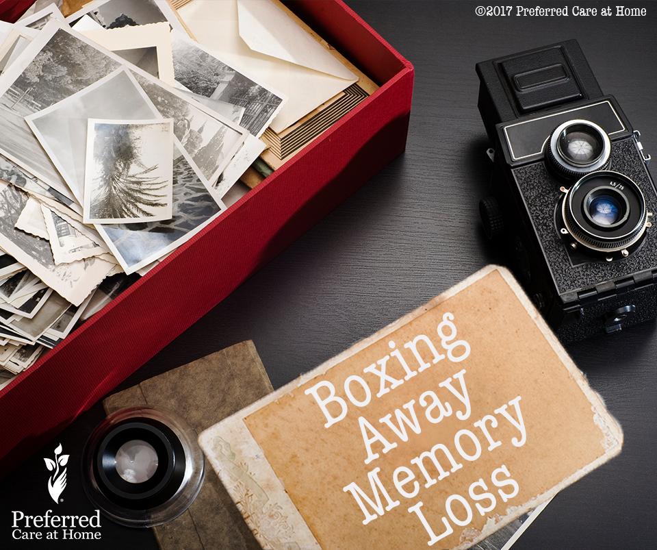 Boxing Away Memory Loss