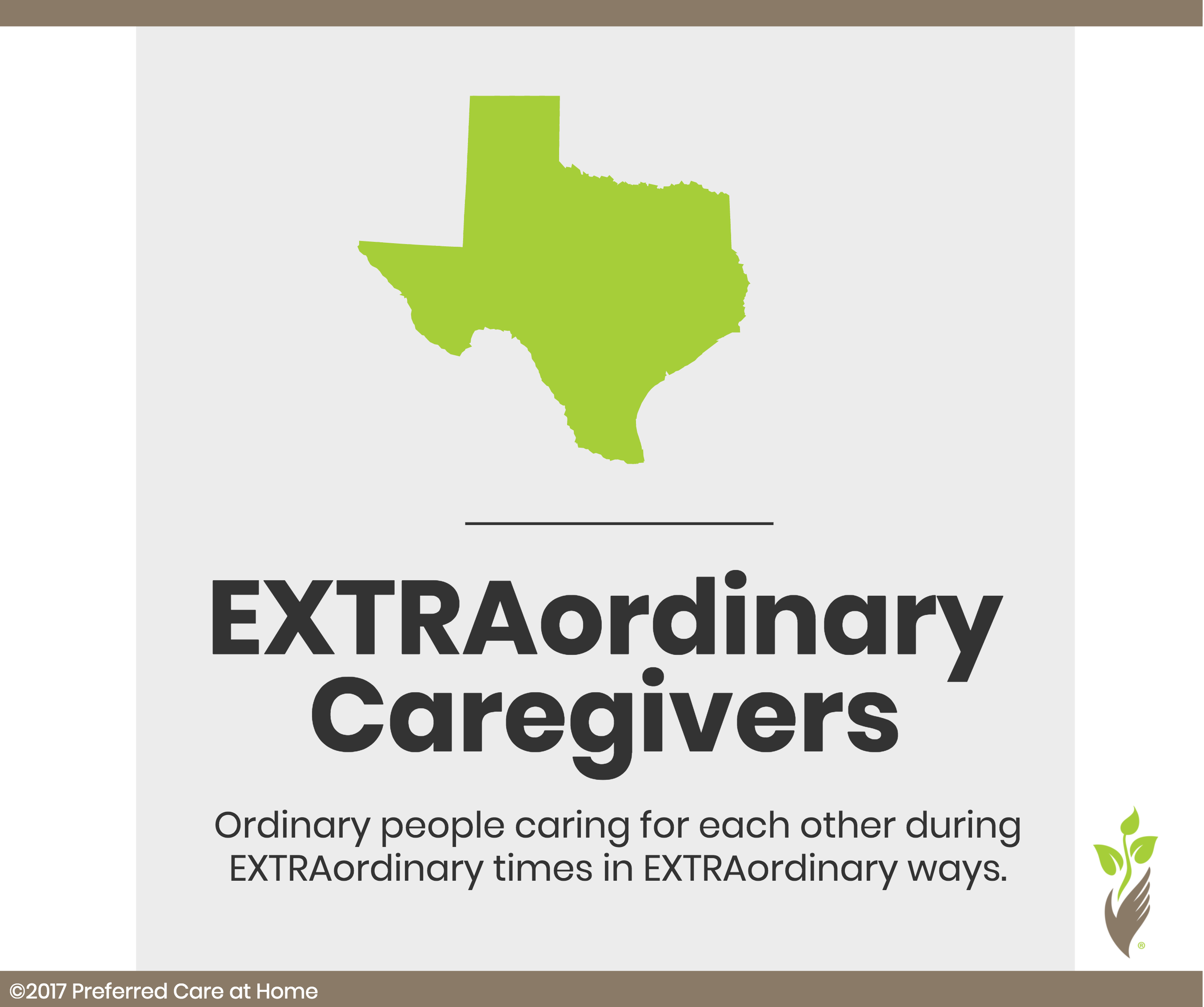 Extraordinary Caregivers in the Midst of Harvey