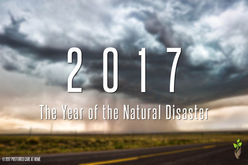 2017: The Year of the Natural Disaster
