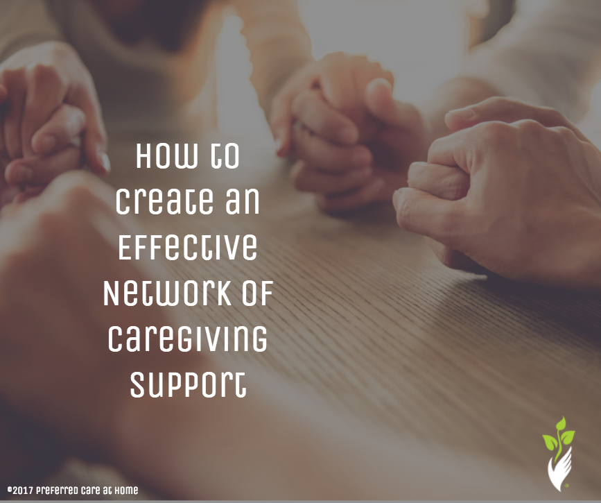 CareMaps—Visualize Your Caregiving Network