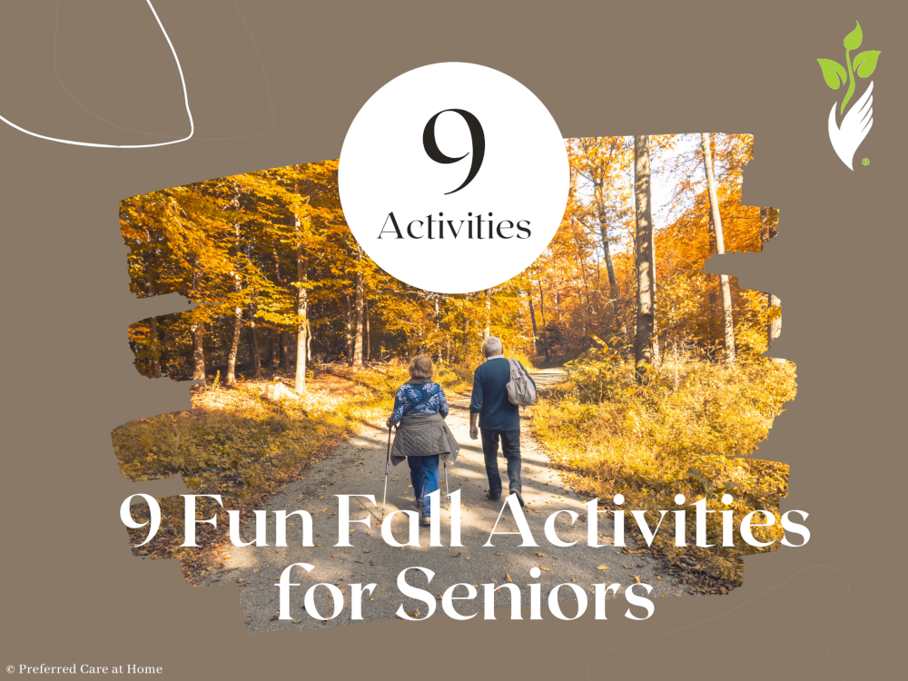 9 Fun Fall Activities for Seniors