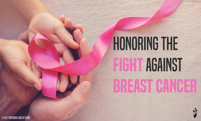 Honoring the Fight Against Breast Cancer