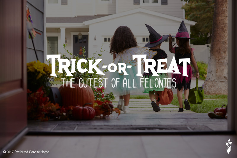 Trick-or-Treat: cutest of all felonies