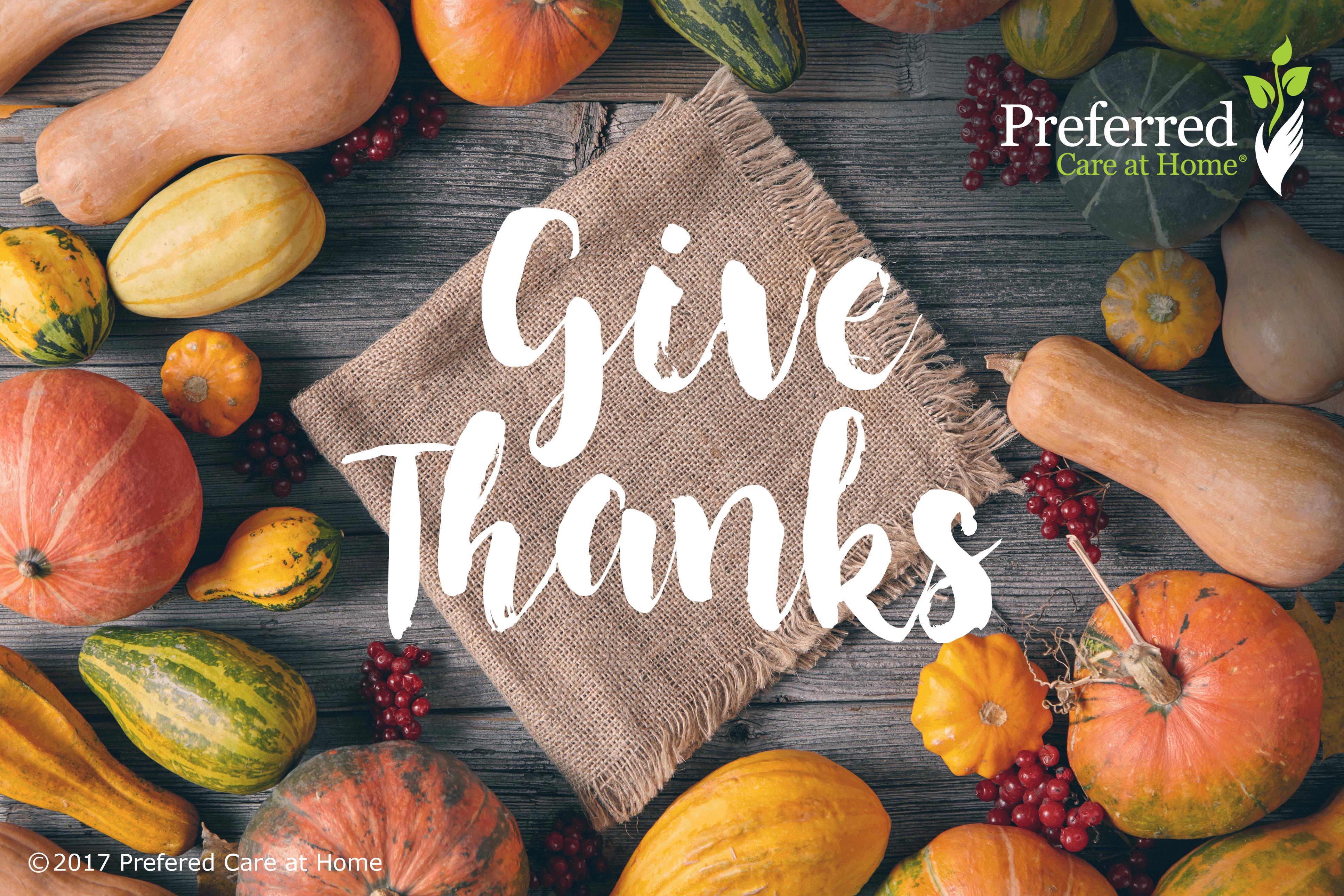 Thanksgiving: Fostering a Grateful Heart