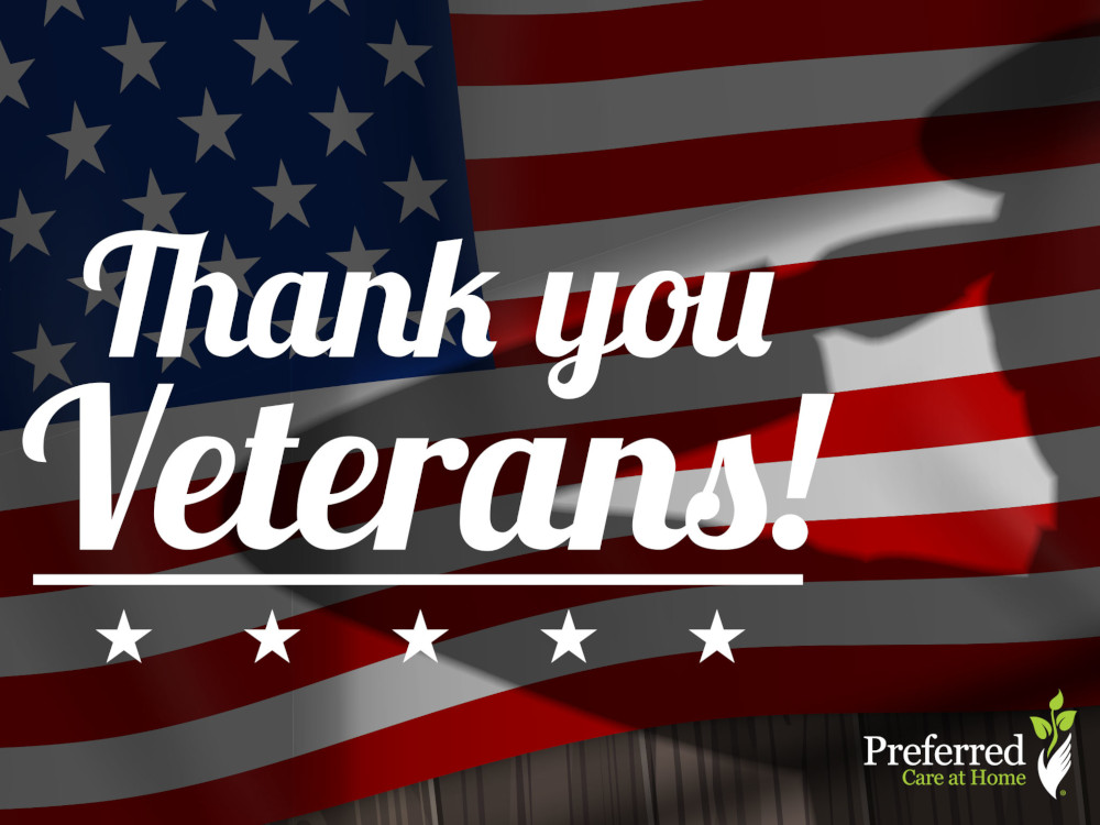 Veterans Day: Thank a Veteran Today and Everyday