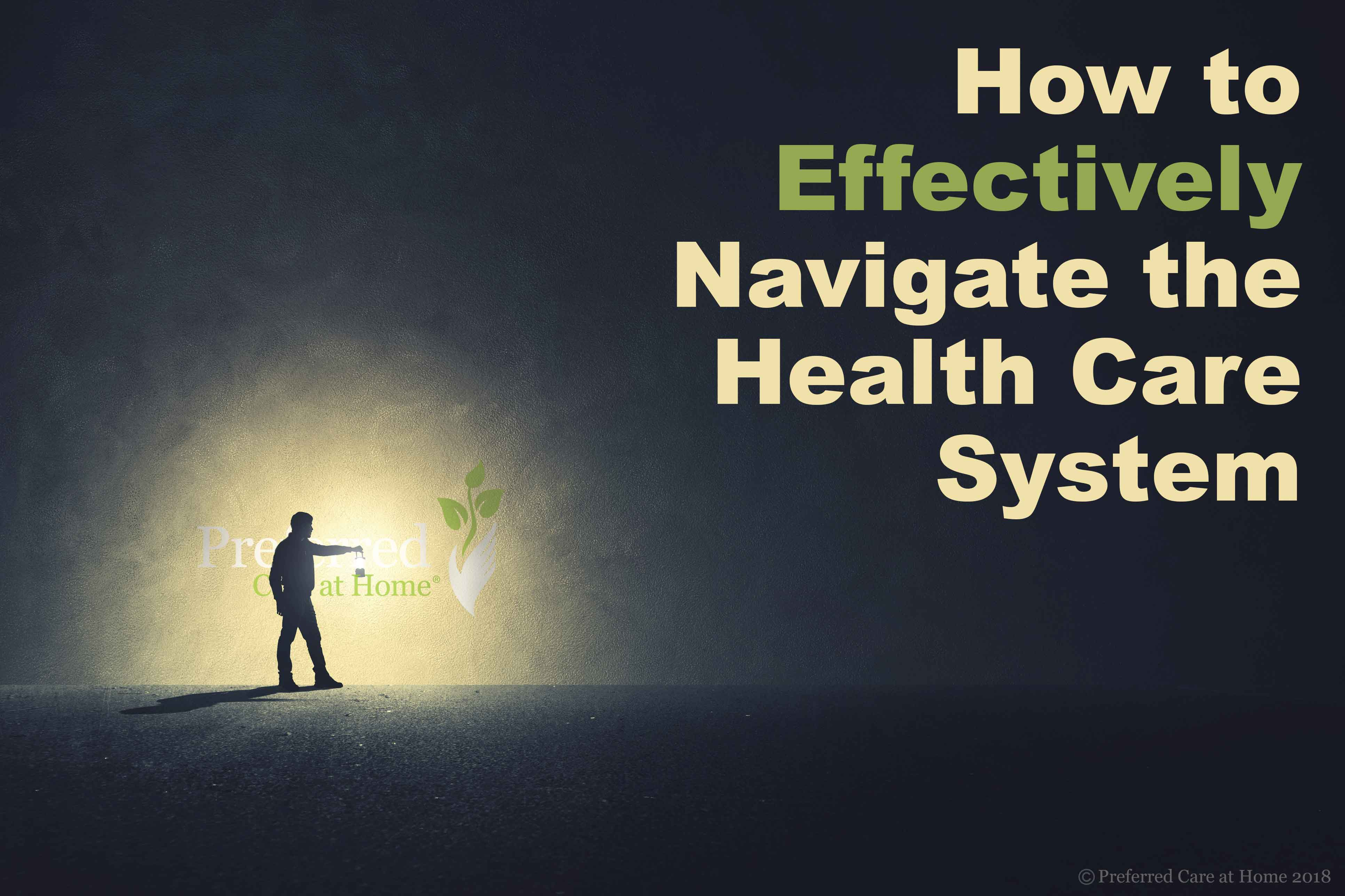 How to Navigate the Health Care System: Don't Be Shy!