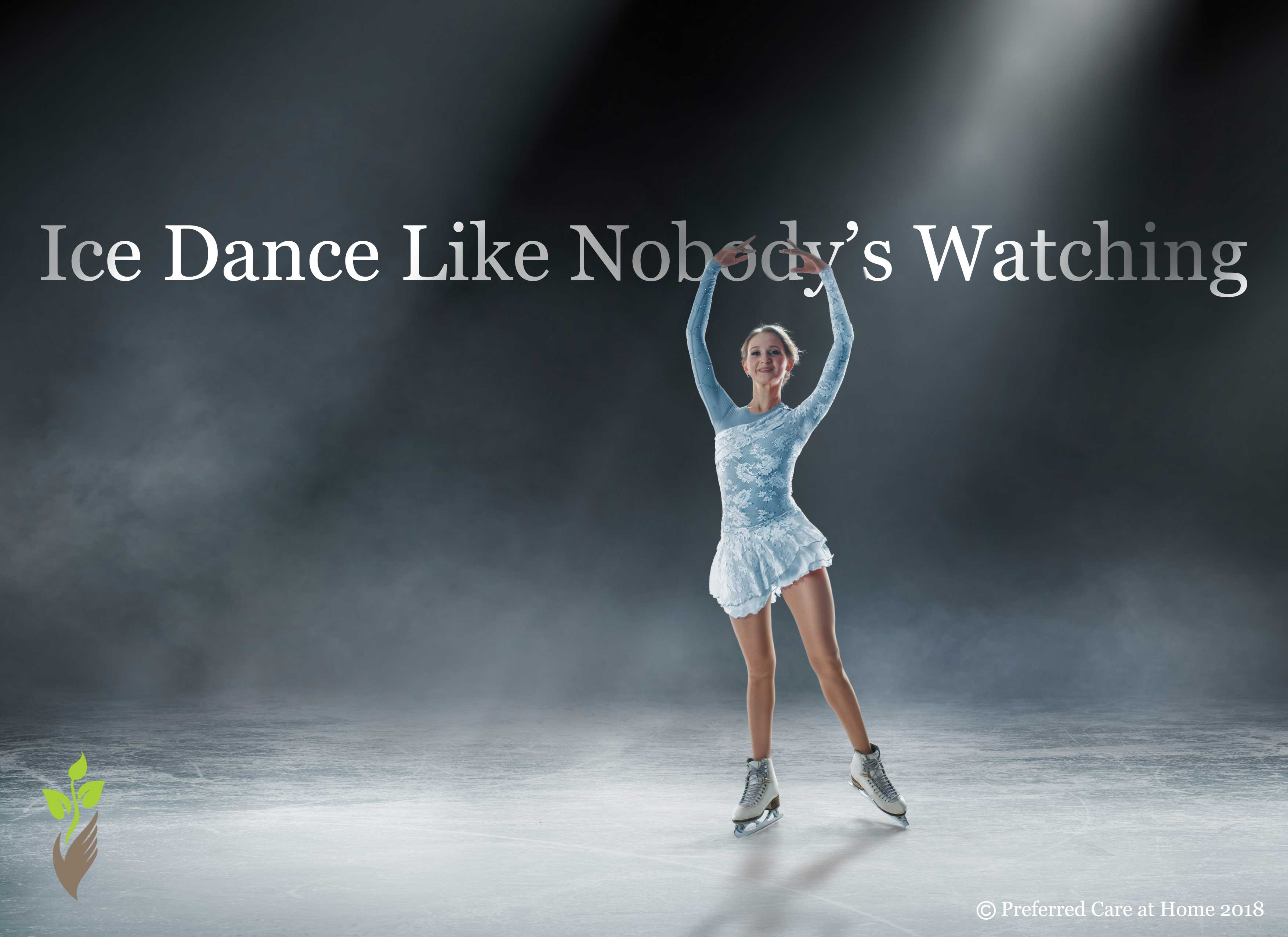The Winter Olympics: Ice Dance Like Nobody's Watching