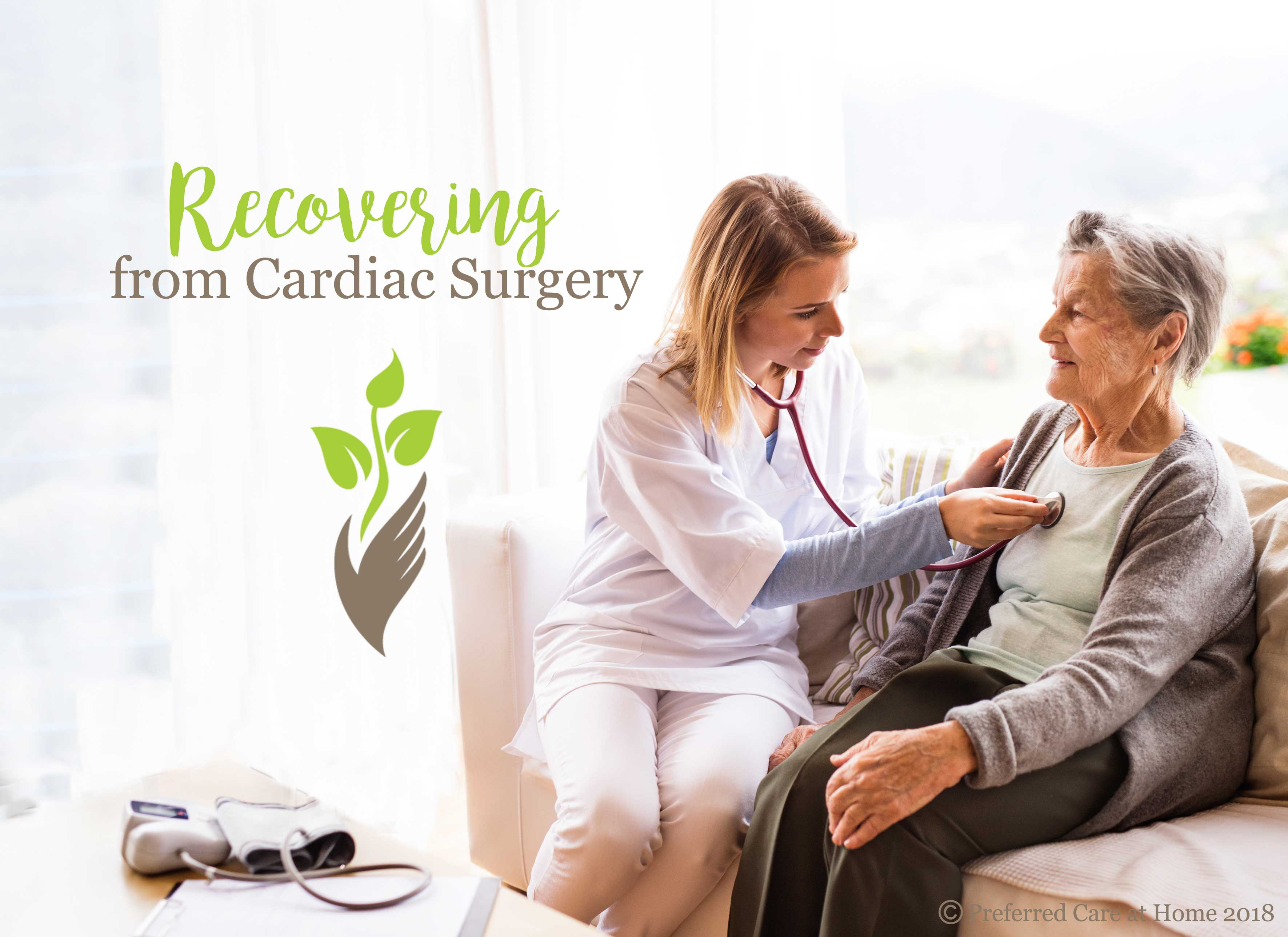 Seniors and Surgery: Recovering From Cardiac Surgery