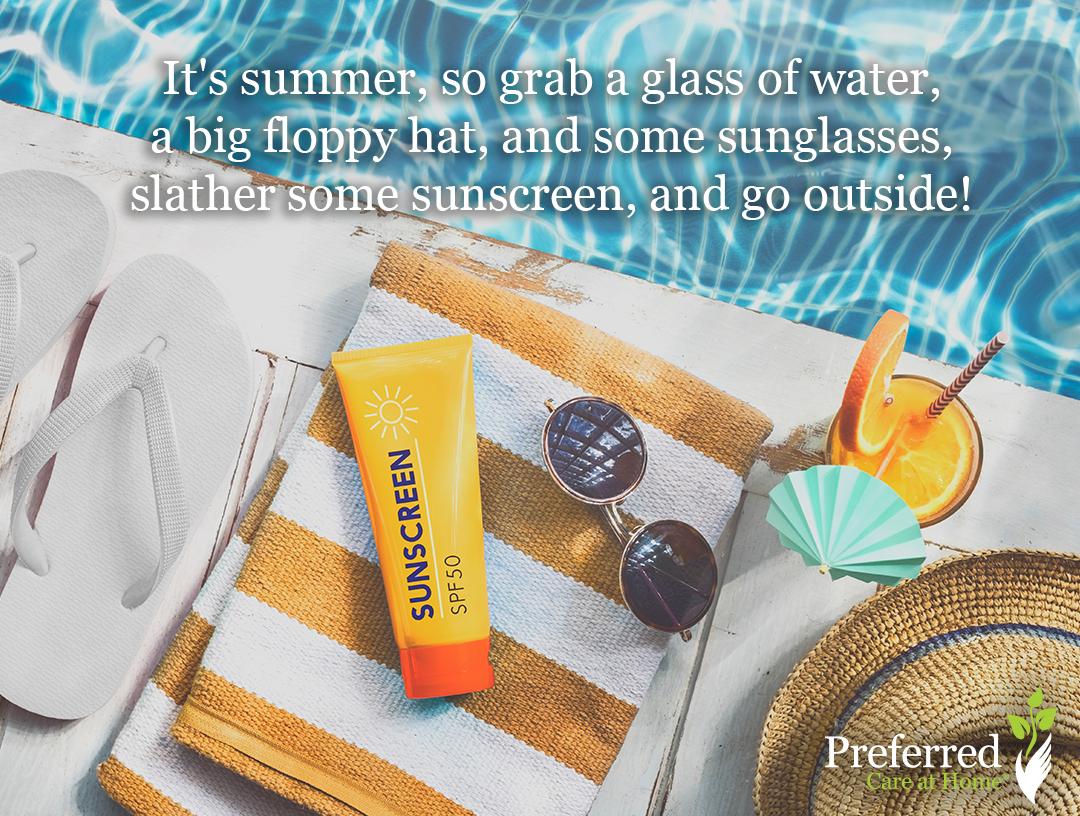 Sun, Fun, and Dehydration