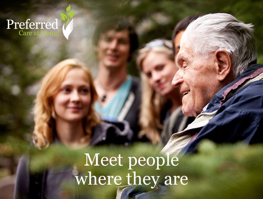 Dementia and Alzheimer's Care: Meet People Where They Are
