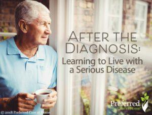 diagnosis, grief, disease