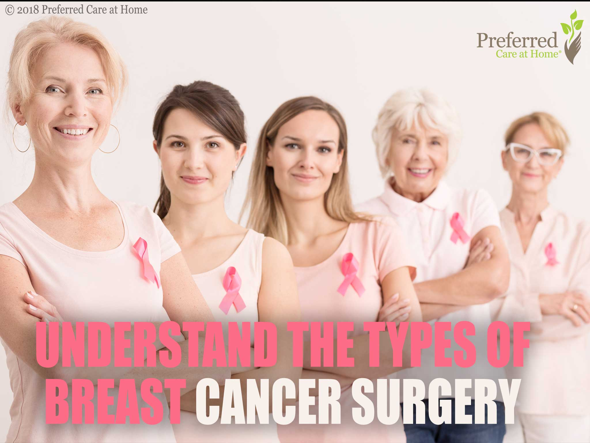 Seniors and Surgery: Breast Cancer Surgery