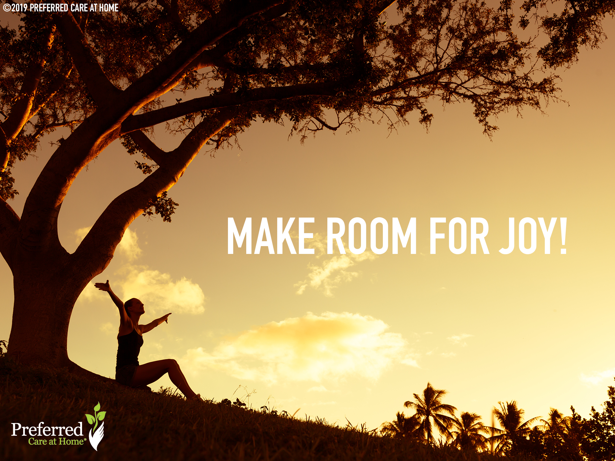 Make Room for Joy!
