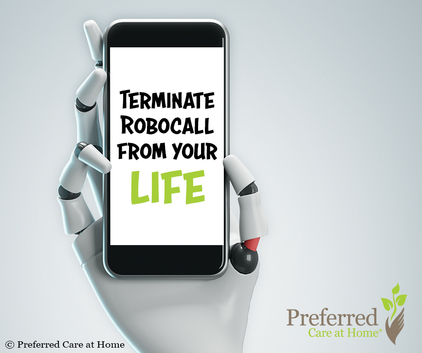 Terminate Robocall From Your Life