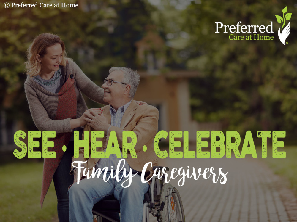 Celebrate Family Caregivers this Month and Every Month
