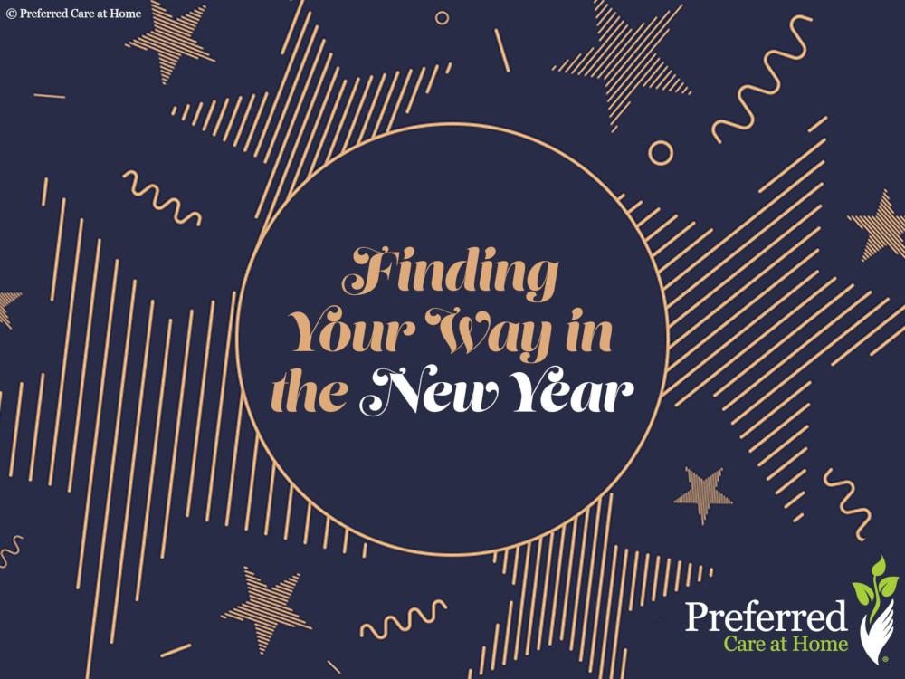 Finding Your Way in the New Year