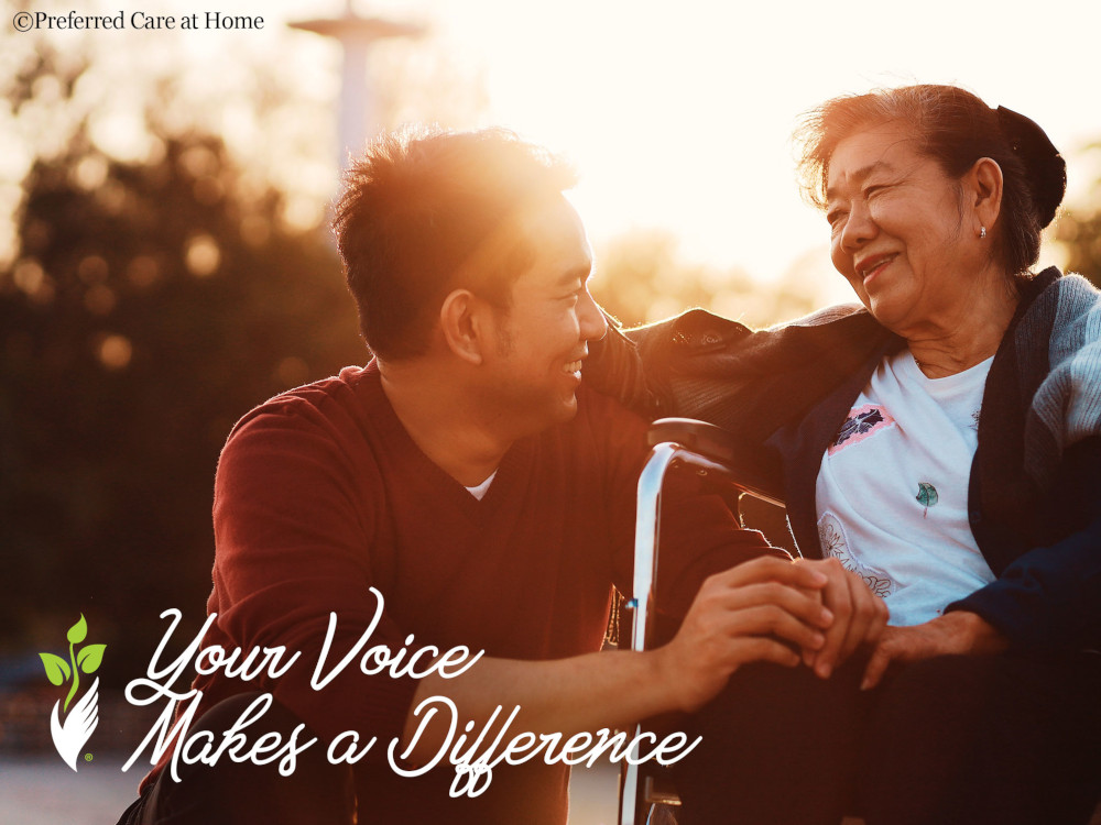 Your Voice Makes a Difference