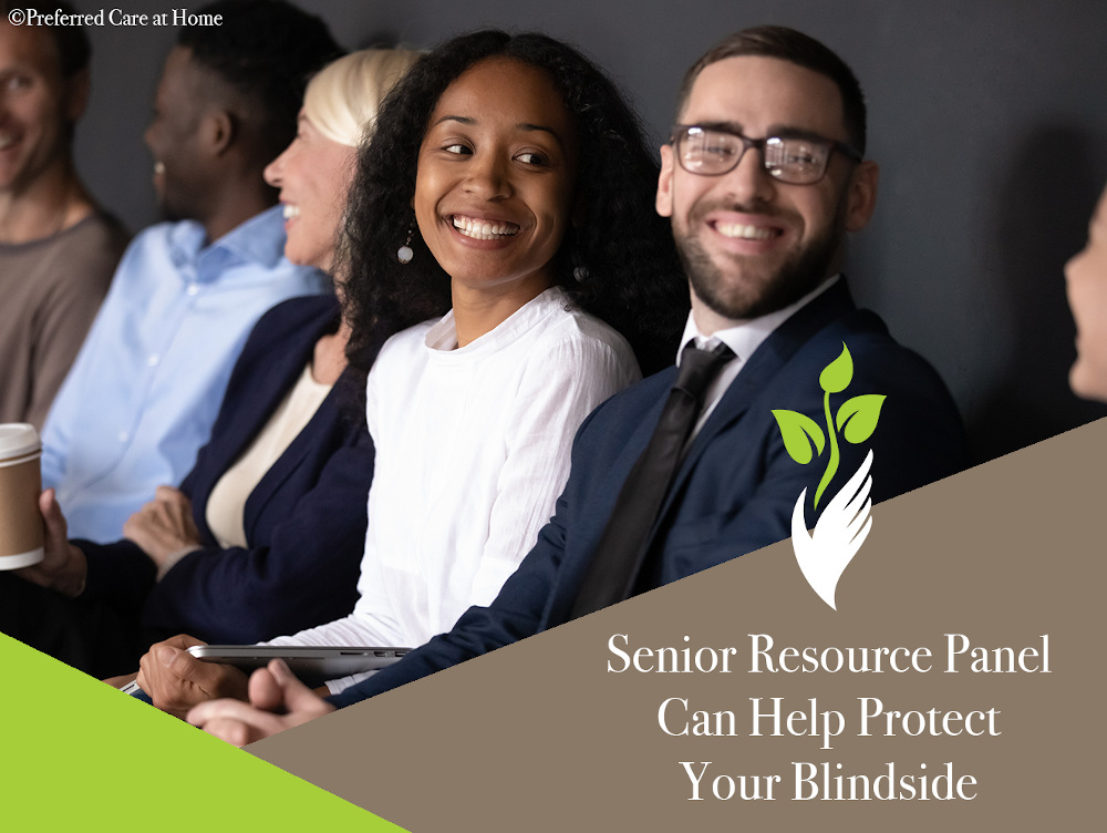 How A Senior Resource Panel Can Help Protect Your Blindside