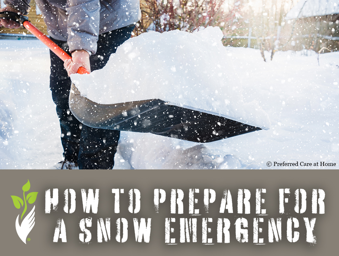 How to Prepare for a Snow Emergency