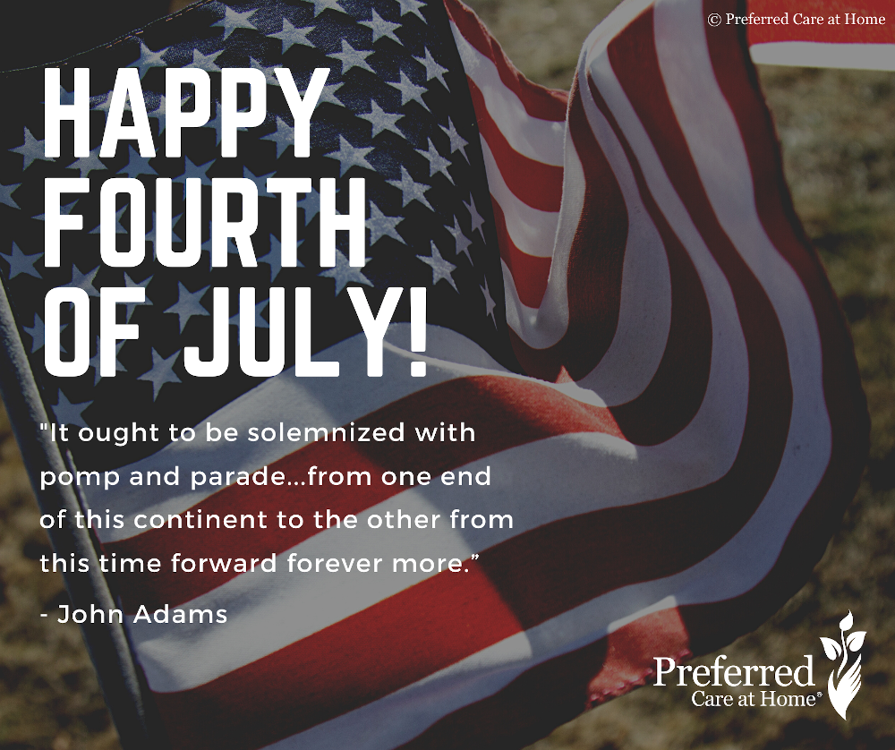 Sweet Celebration: The 4th of July