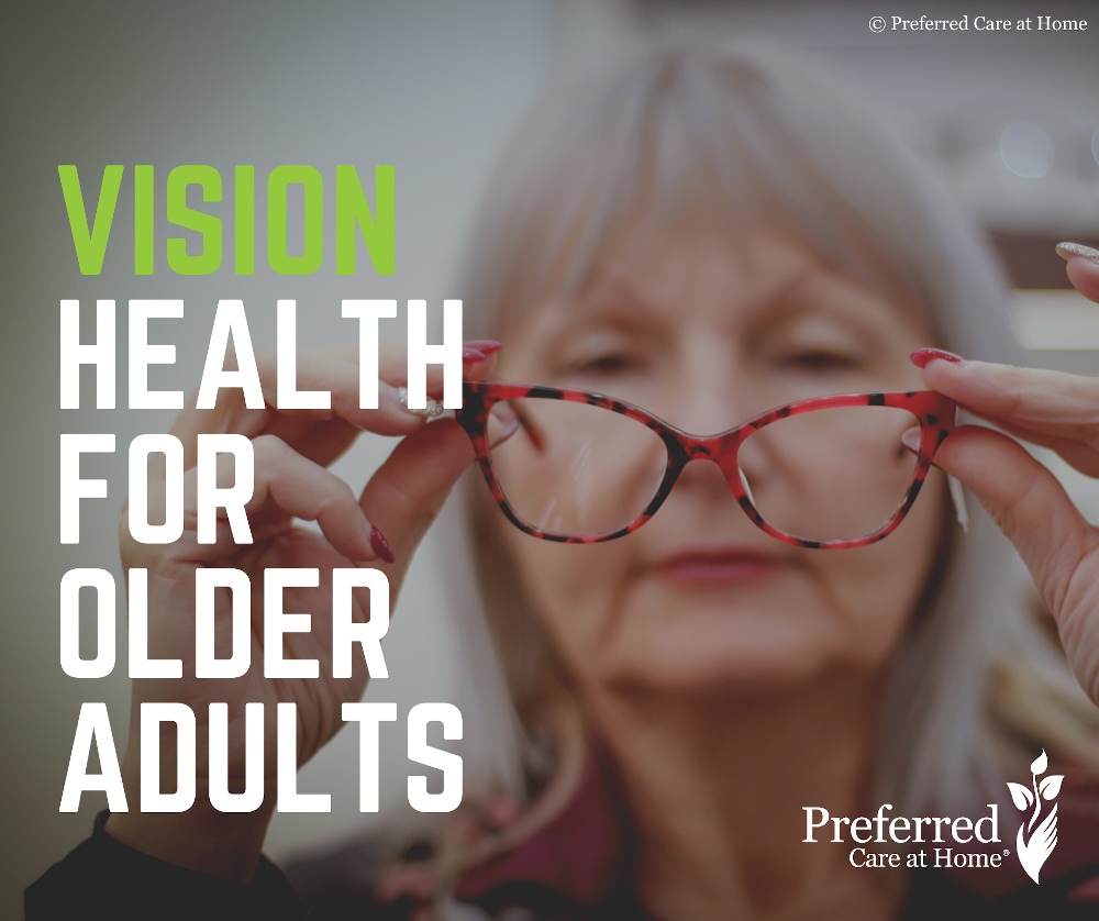 The Importance of Vision Health for Older Adults