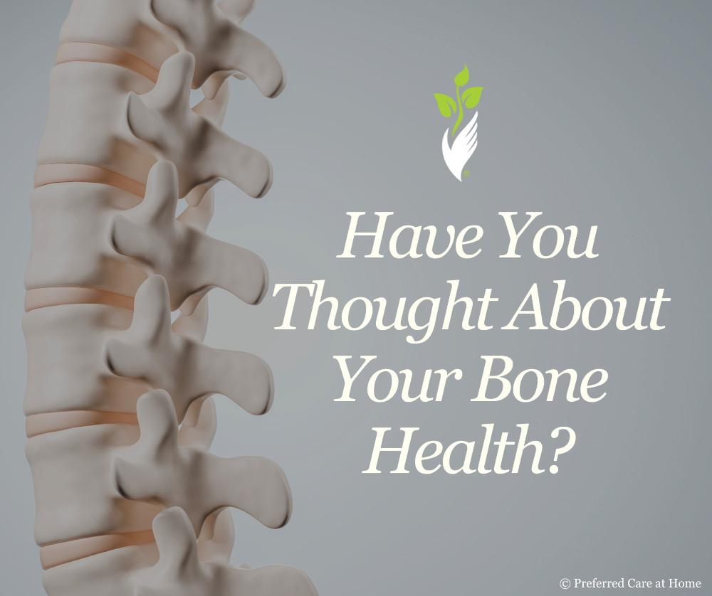 Let's Talk About Bone Health